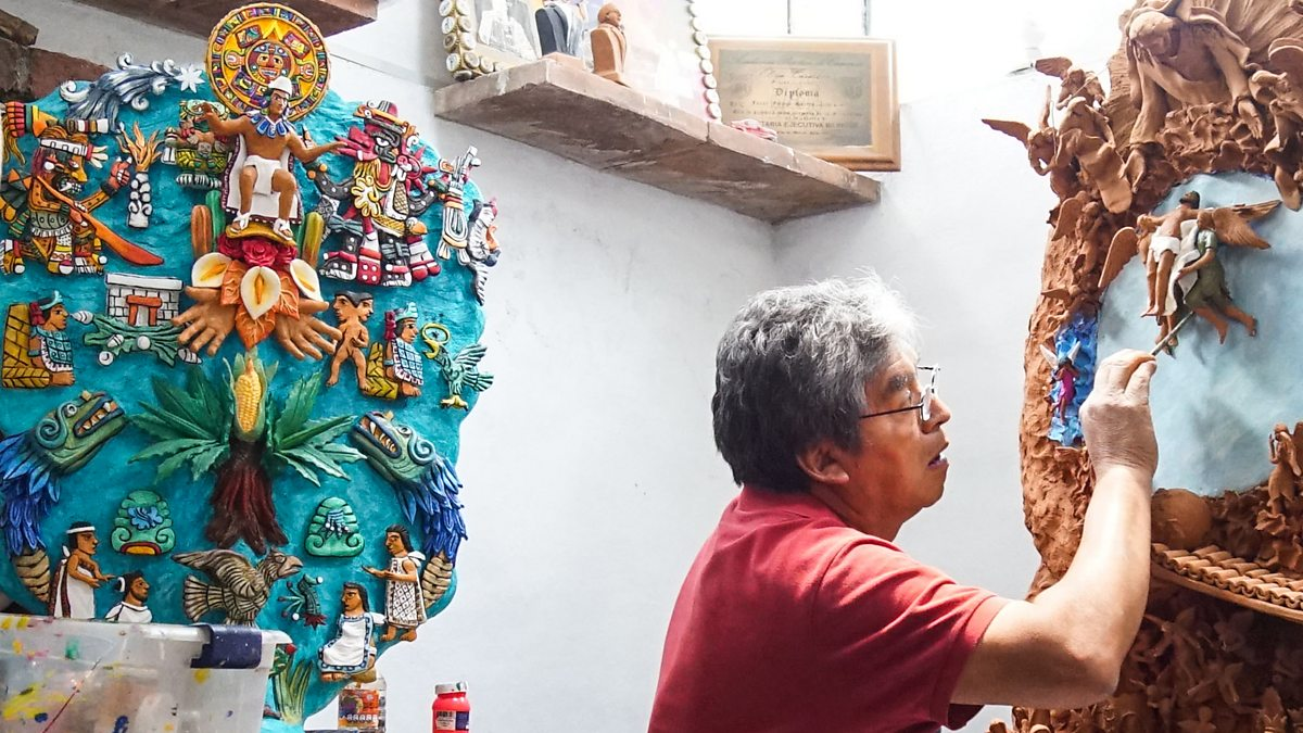 Handmade In Mexico - Series 1: 3. Alebrijes