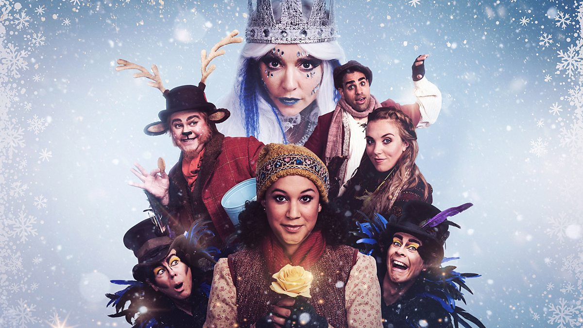 Cbeebies' The Snow Queen - Episode 26-12-2019
