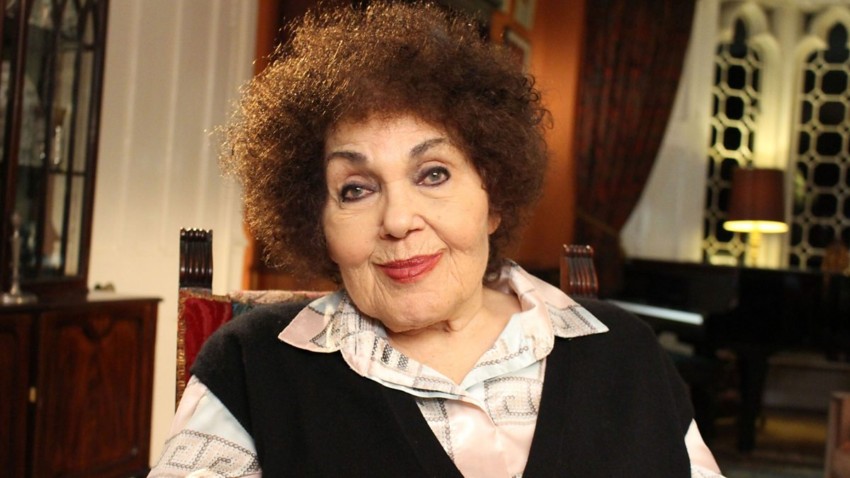 bbc radio 2 - friday night is music night, cleo laine at 90