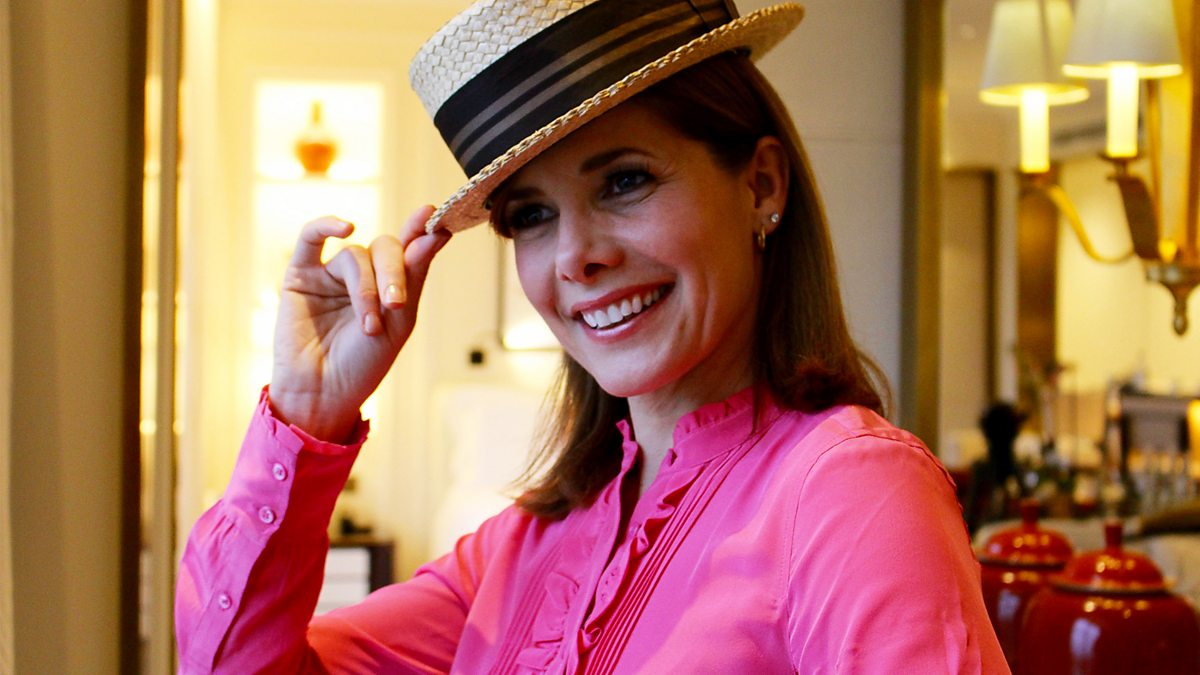 Darcey Bussell: Looking For Fred Astaire - Episode 27-11-2019