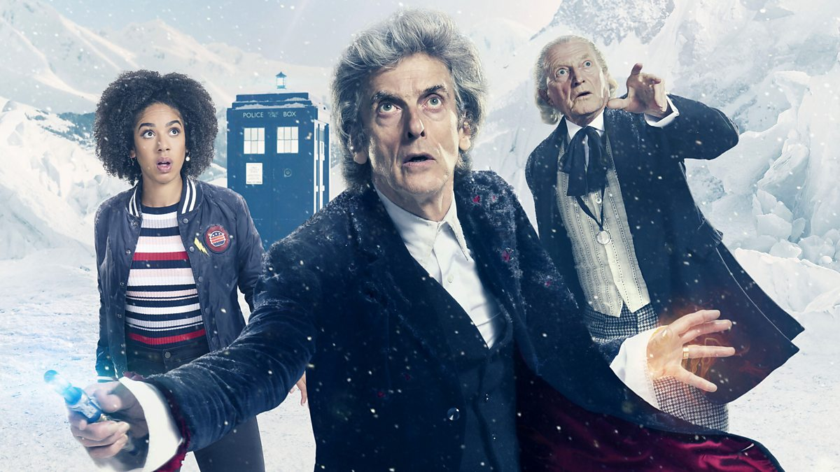 BBC One - Doctor Who, Twice Upon a Time