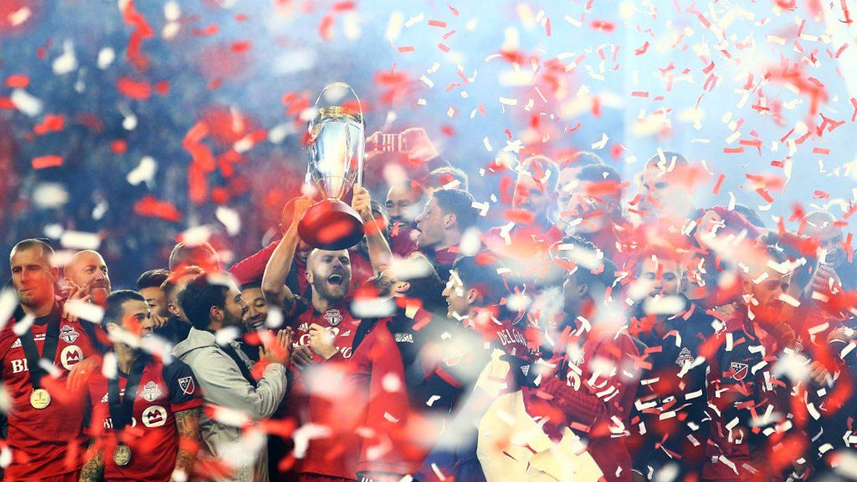 US Soccer Politics, Adnan Januzaj and Steaua Bucharest, World Football - BBC World Service