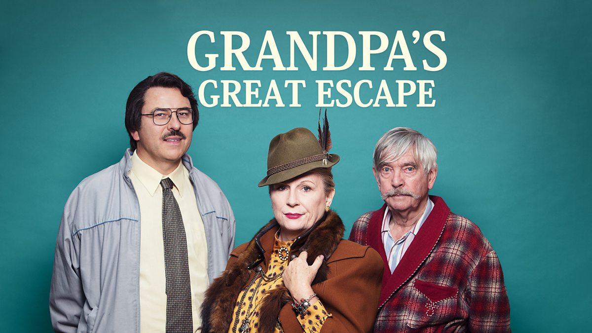 Grandpa's Great Escape - Episode 19-02-2020