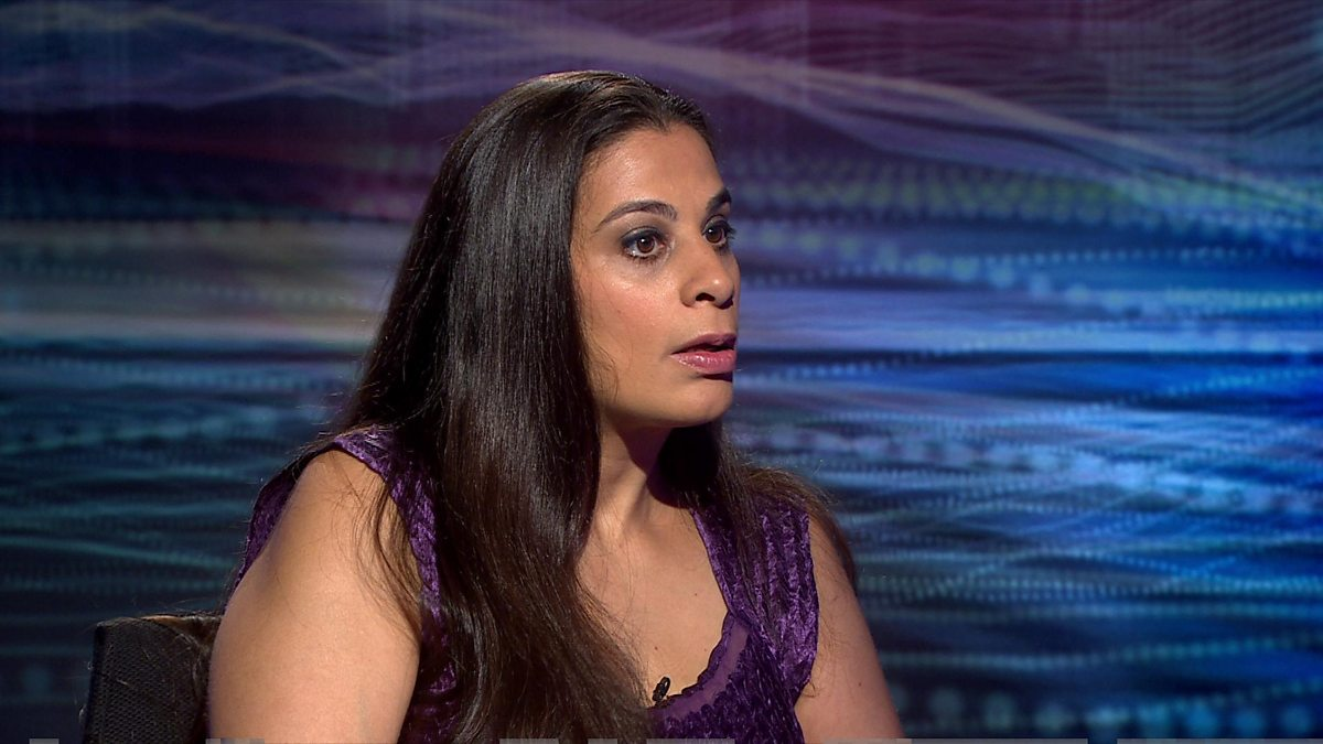 BBC News Channel - HARDtalk, Maysoon Zayid