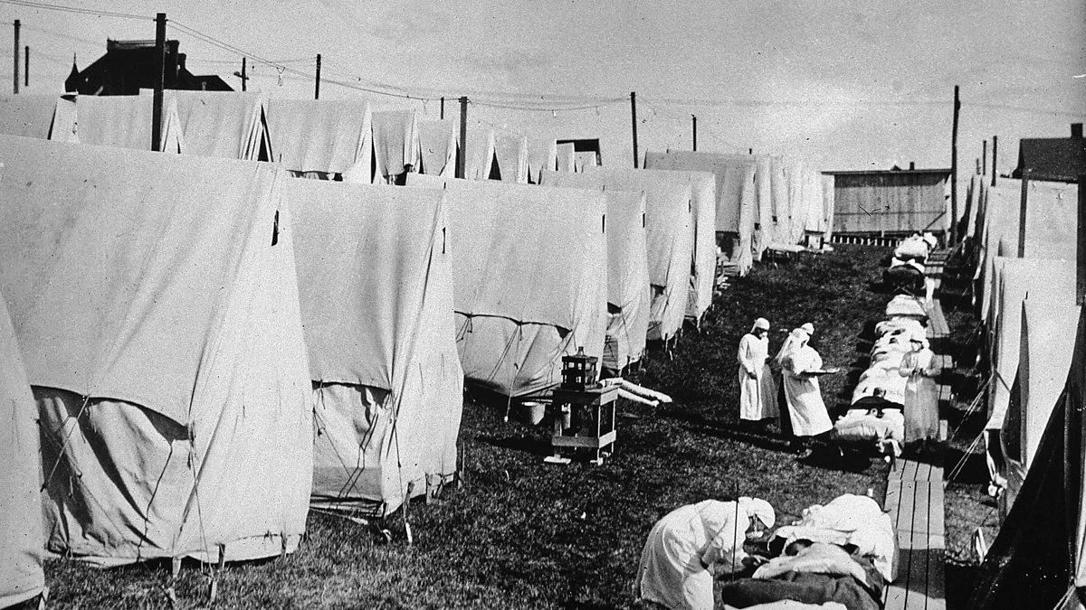 the 1918 spanish influenza pandemic Listen - pandemic: the story of the 1918 flu in cardiff, the worst of the epidemic started in october doctors were struggling to cope and some schools were closed.