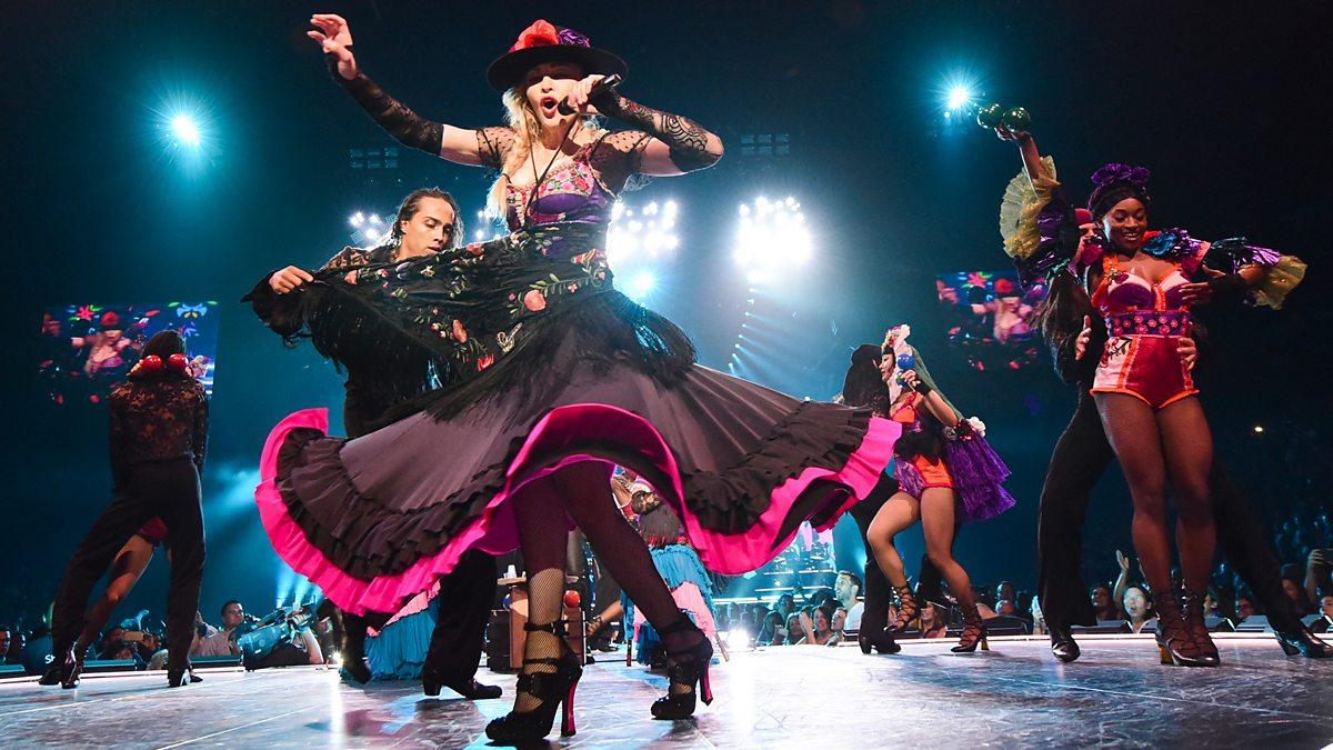 Madonna Rebel Heart Tour - Episode 07-02-2020