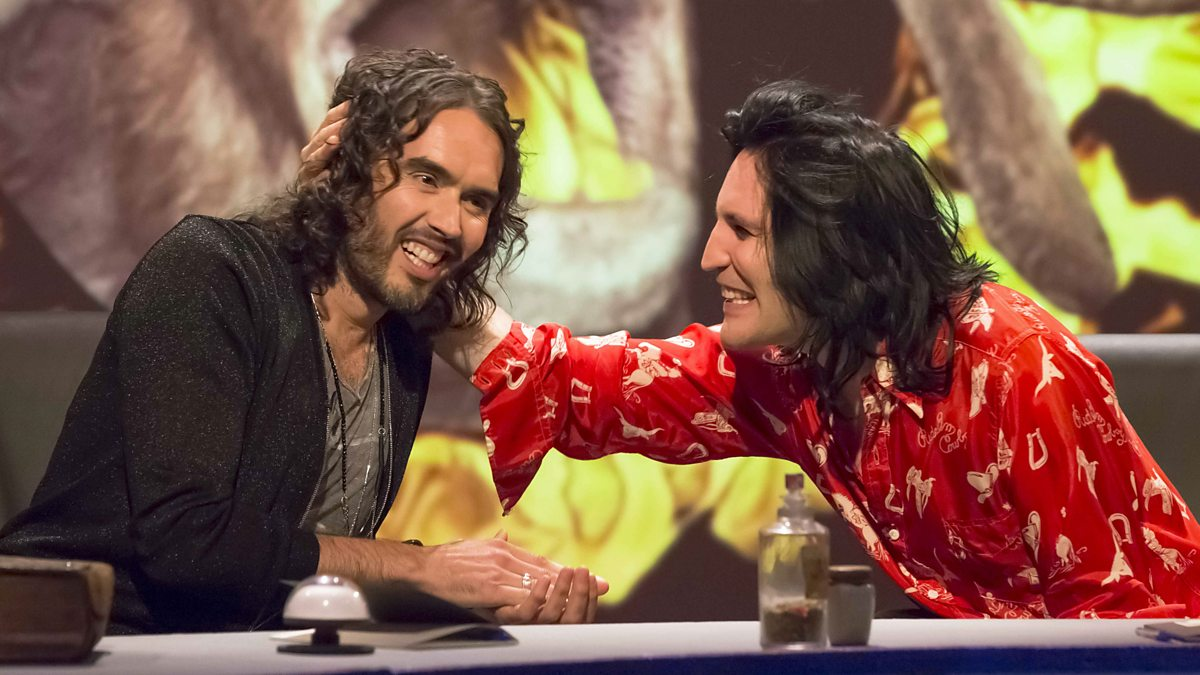 noel fielding qi 2018 BBC Two   QI, Series O, The Occult noel fielding qi 2018