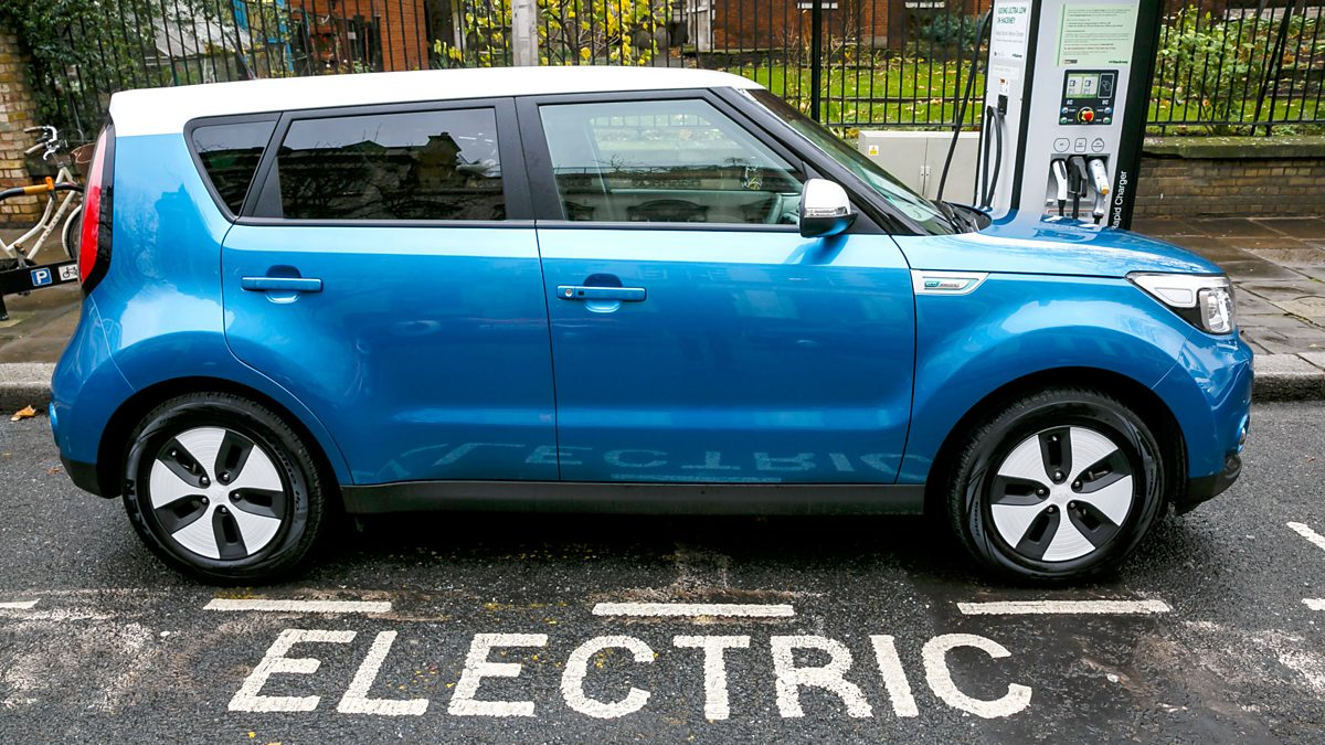 Electric Cars, In Business - BBC Radio 4