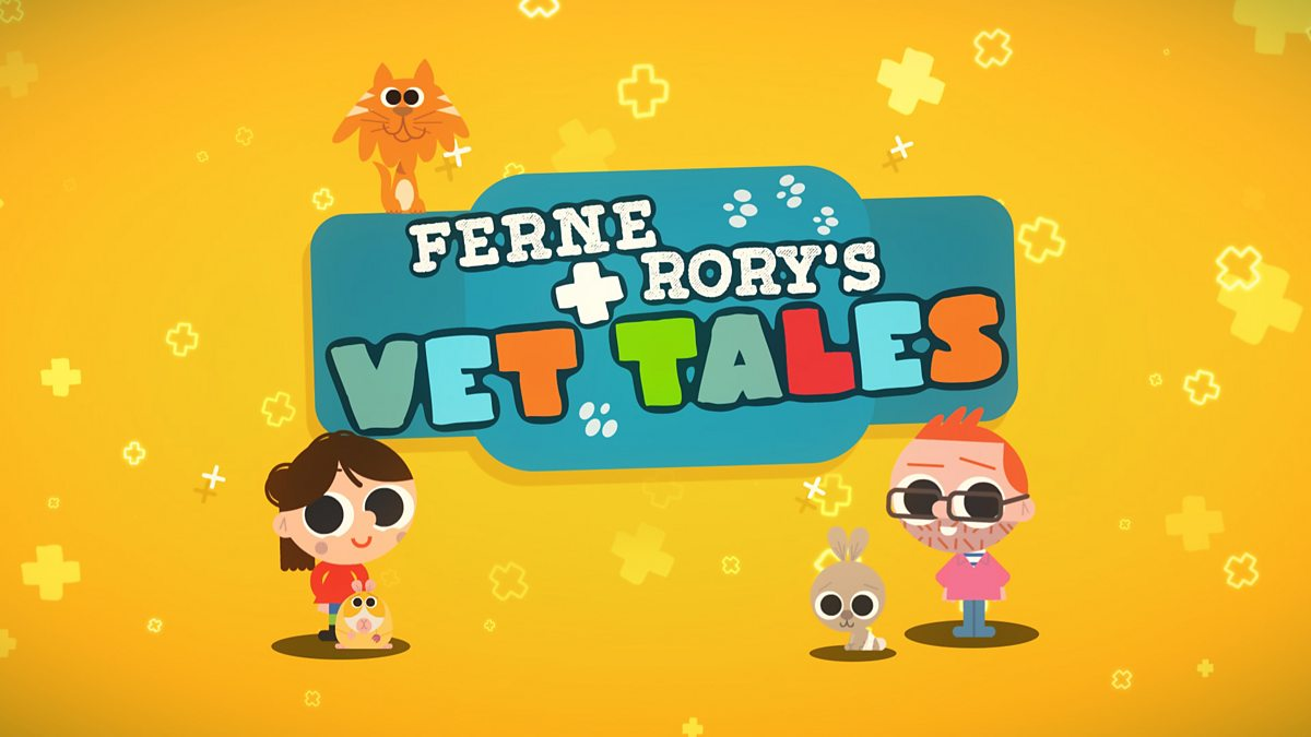 Ferne And Rory's Vet Tales - Series 1: 22. Albert The Armadillo