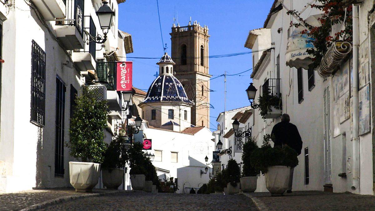 Get Away For Winter - Series 1: 10. Lanzarote