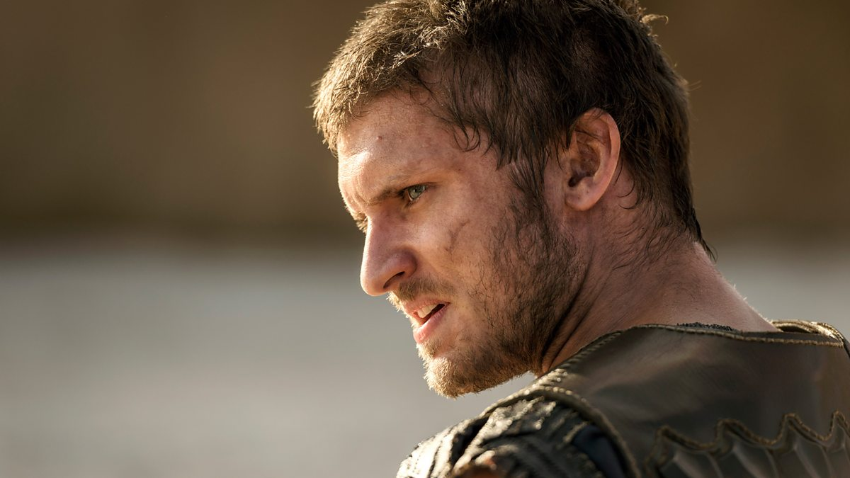BBC One - Troy: Fall of a City - Hector