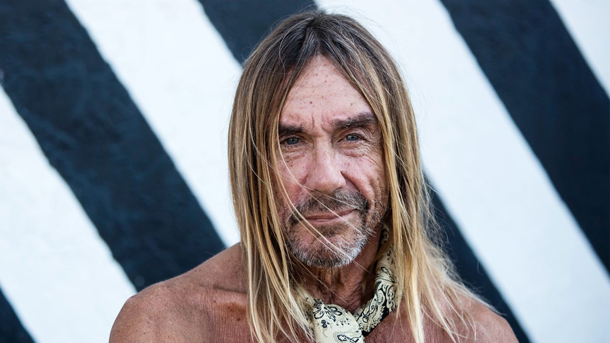 BBC Radio 6 Music - Iggy Pop, Iggy Confidential with a nod to the music doc Dig!