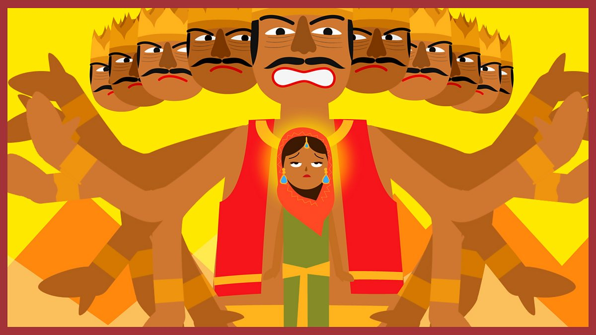 School Radio Assemblies Ks1 Hinduism Rama And Sita