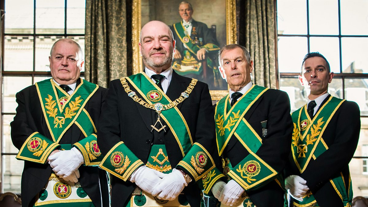 BBC Two - Secrets of the Masons