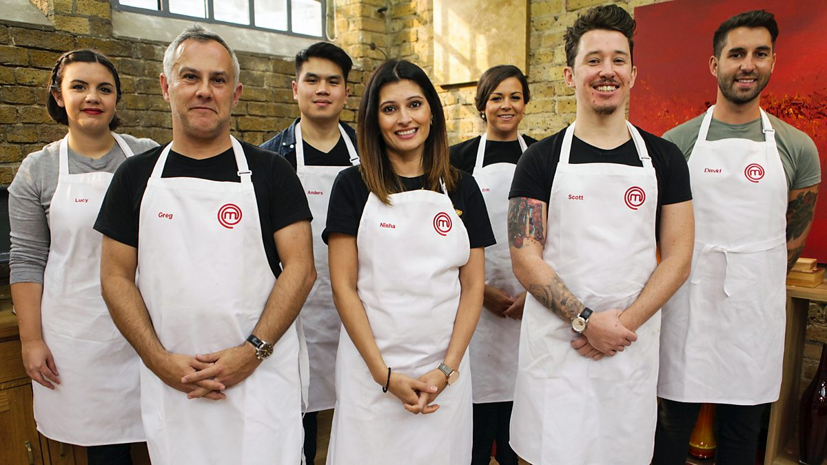 Celebrity masterchef 2019 finalists