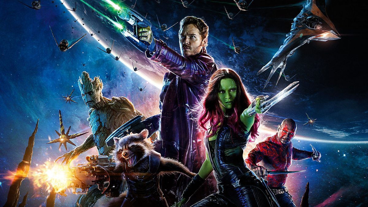 BBC One - Guardians of the Galaxy