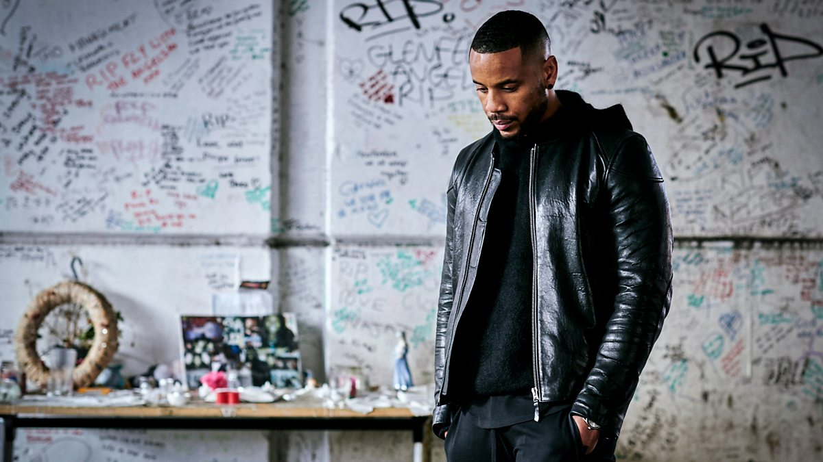 Reggie Yates on why the Grenfell fire was about people not politics' pictures