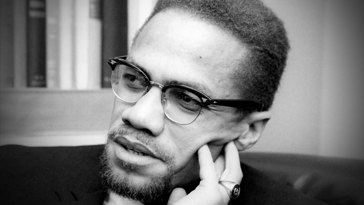 BBC Radio 4 - Archive on 4, Malcolm X in Oxford