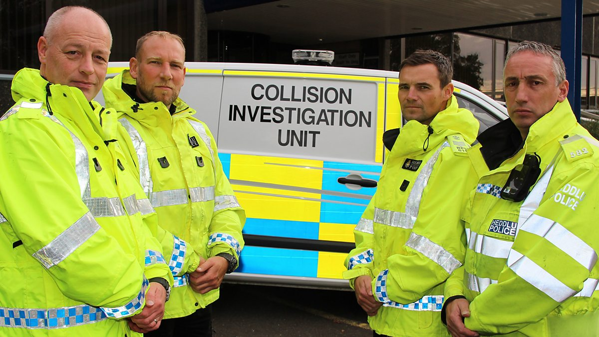 BBC One - The Crash Detectives, Series 2