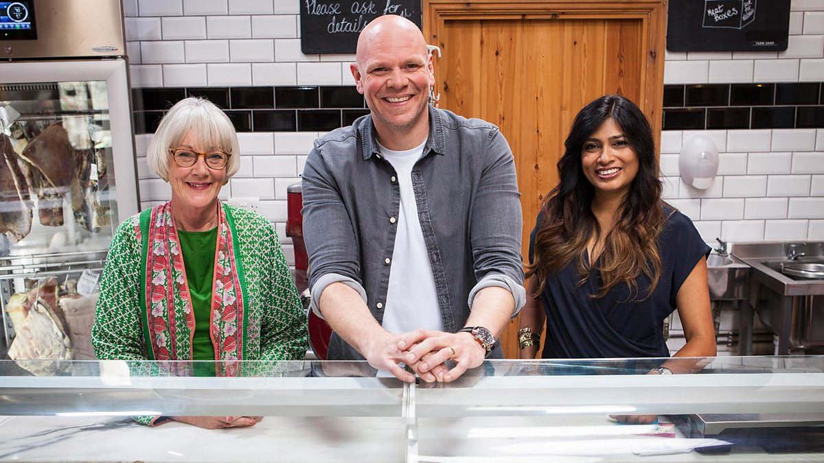 Top Of The Shop With Tom Kerridge - Series 1: Episode 2