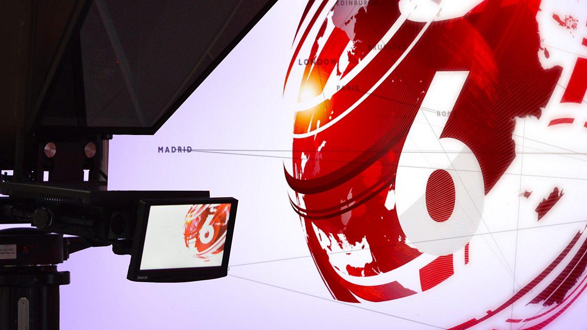 Bbc News Twitter: BBC News At Six