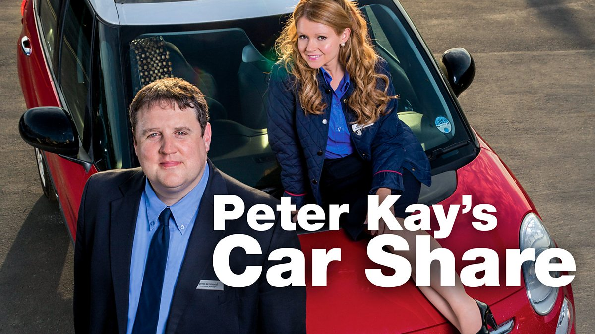 Peter Kay S Car Share Series  Iplayer