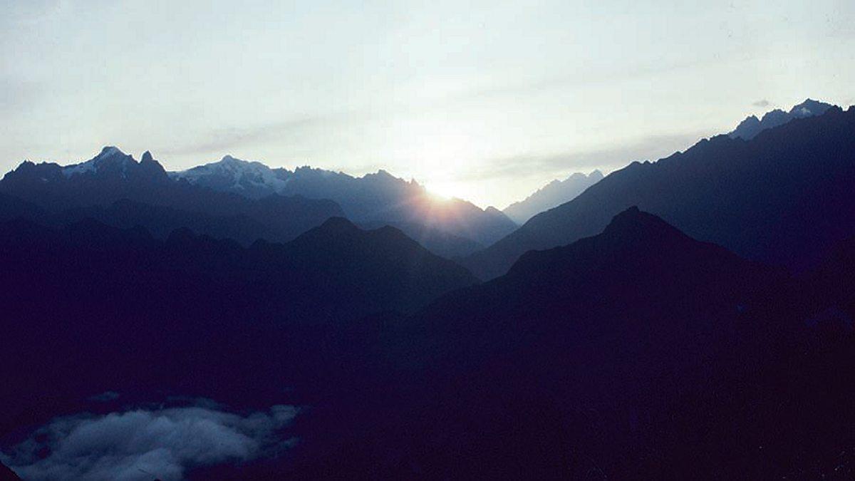 BBC World Service - The Forum, Machu Picchu: the Secrets of a Forgotten City, Th...