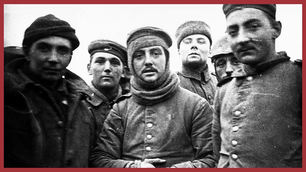 BBC - School Radio - Assemblies KS2 - Christmas Truce 1914