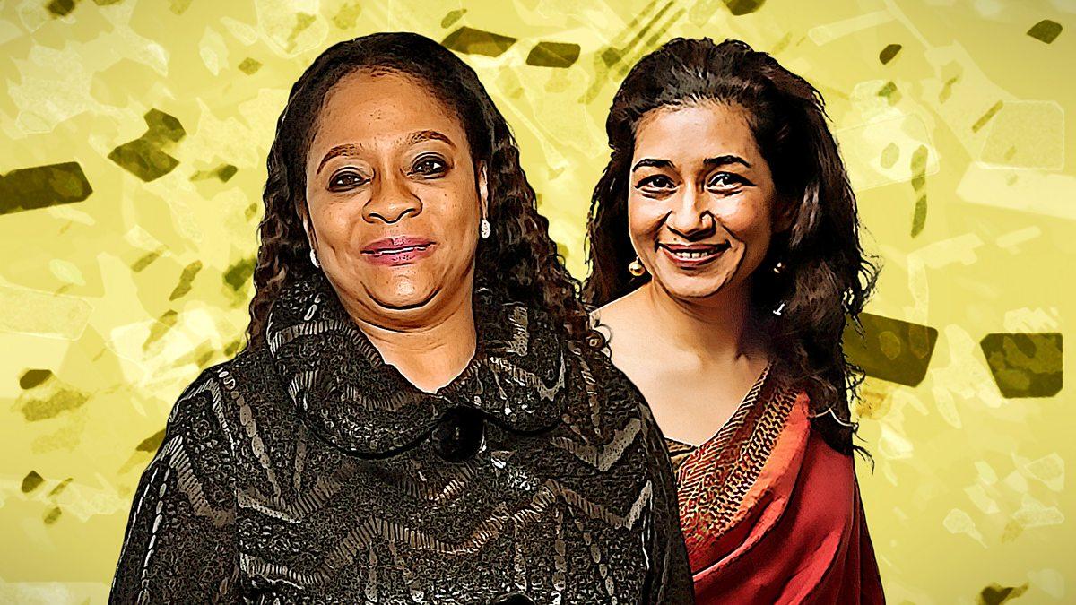 bbc.co.uk - Female Financiers, The Conversation - BBC World Service