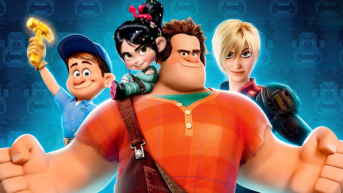 BBC One - Wreck-It Ralph