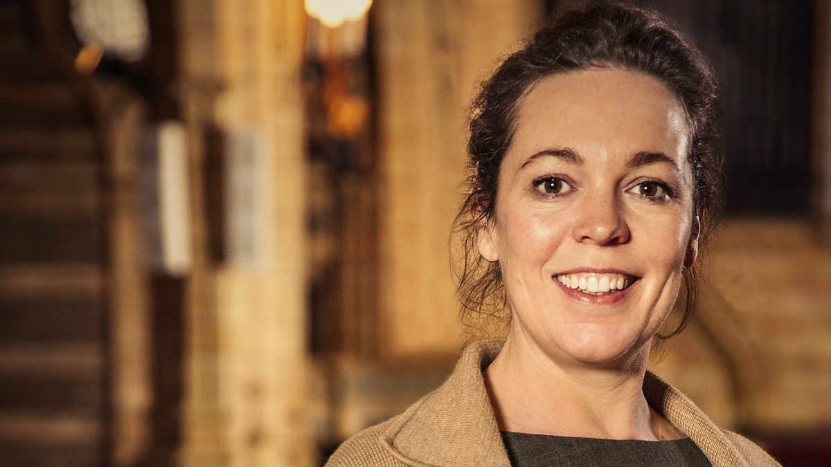 Olivia Colman: Who Do You Think You Are?, Series 15, Olivia Colman