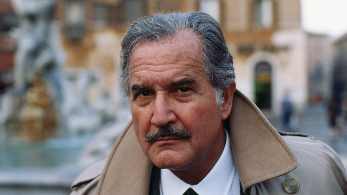 BBC World Service - The Interview Archive, Carlos Fuentes