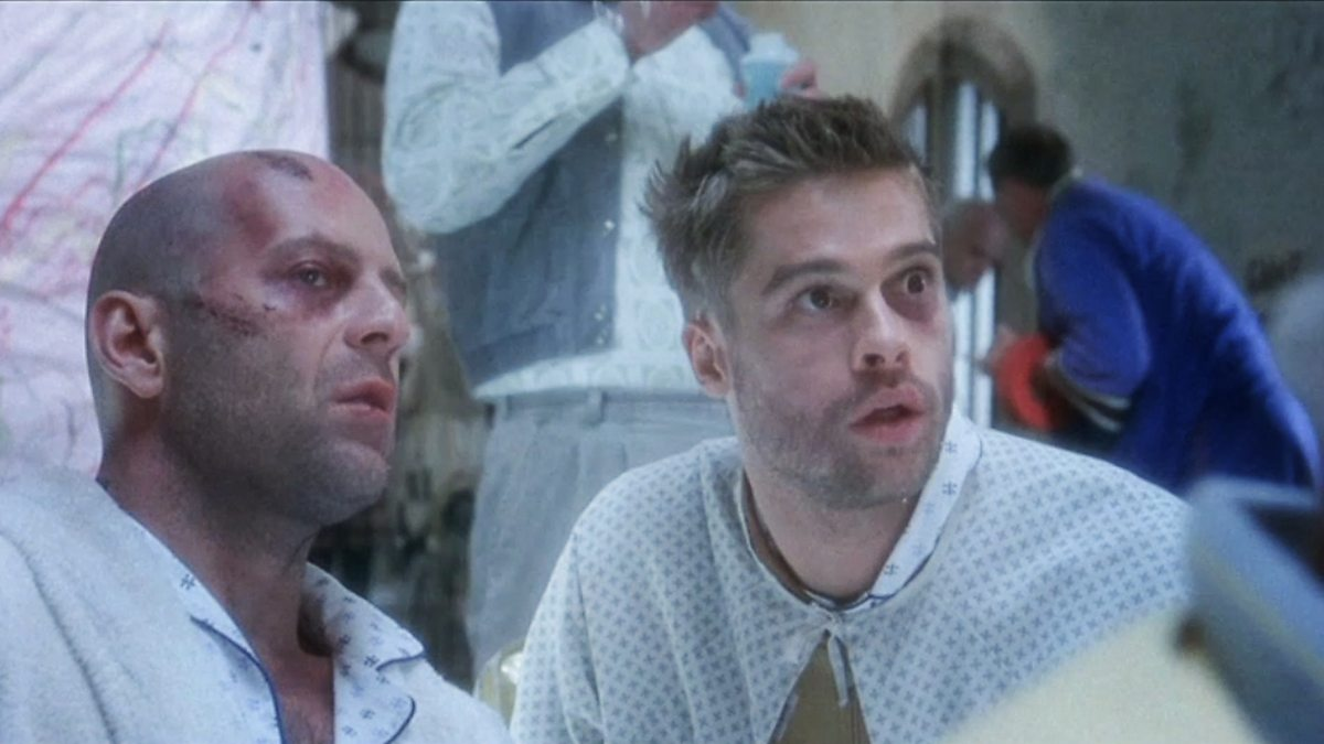 Image result for twelve monkeys