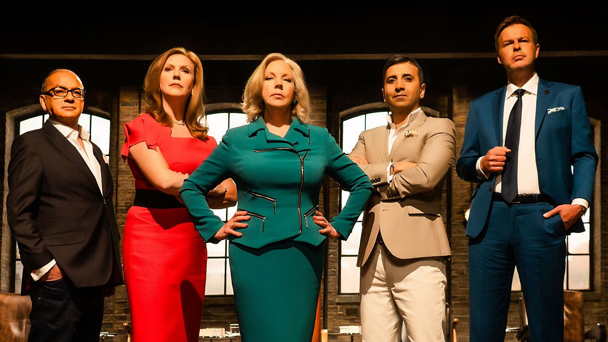 Double dating dragons den cast