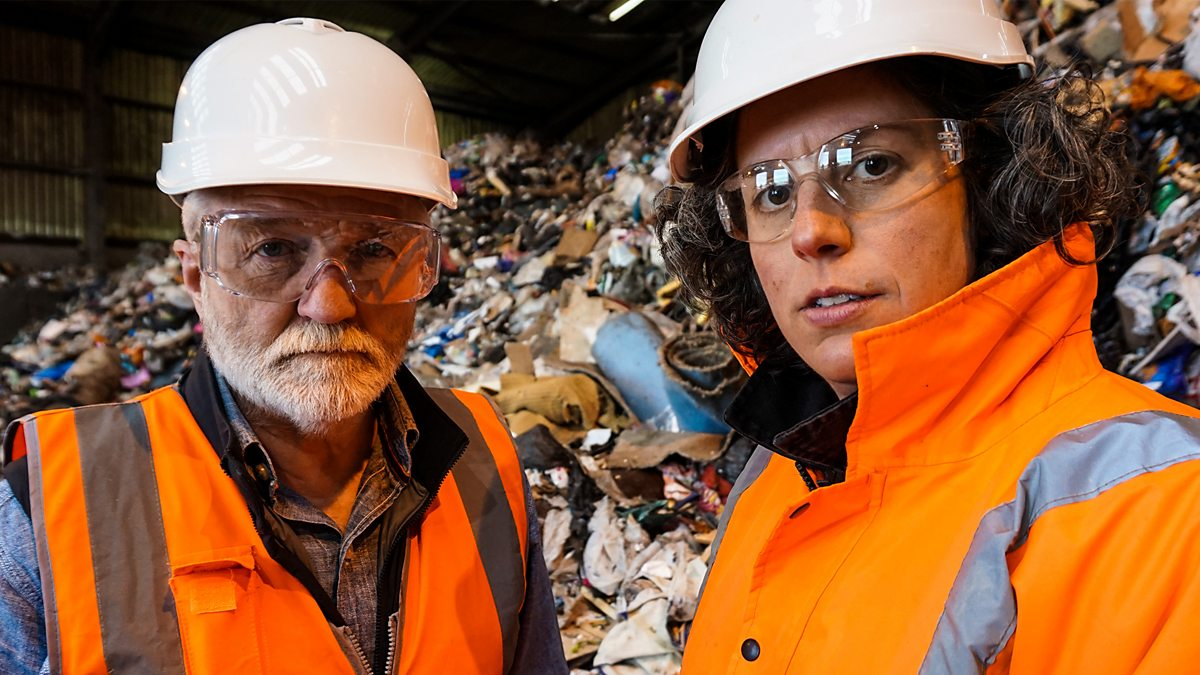 The Secret Life Of Landfill: A Rubbish History - Episode 28-08-2019