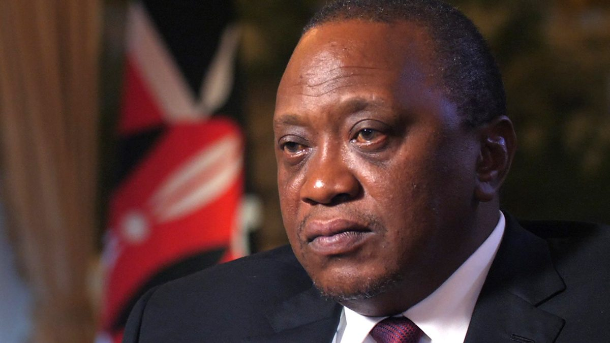 BBC iPlayer - HARDtalk - Uhuru Kenyatta- President of Kenya