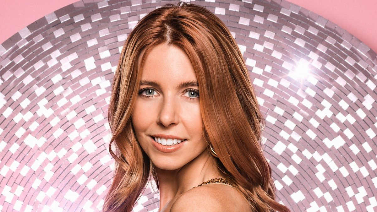 Stacey Dooley: Strictly Come Dancing