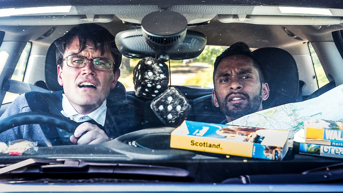 Monkman & Seagull's Genius Guide To Britain - Series 1: 1. England