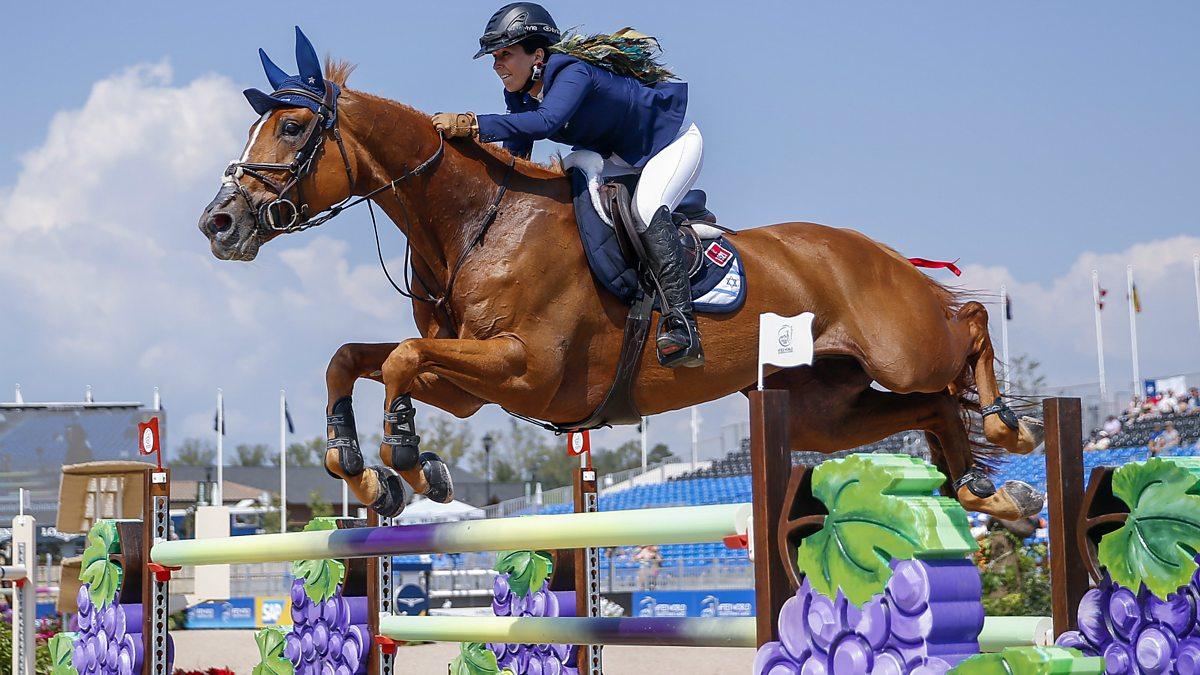 Bbc Sport World Equestrian Games 2018 Show Jumping