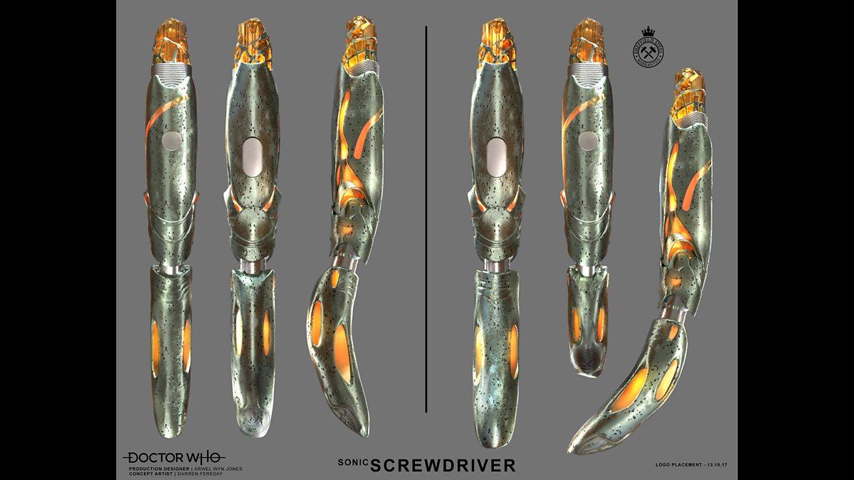 Daggers Concept Art