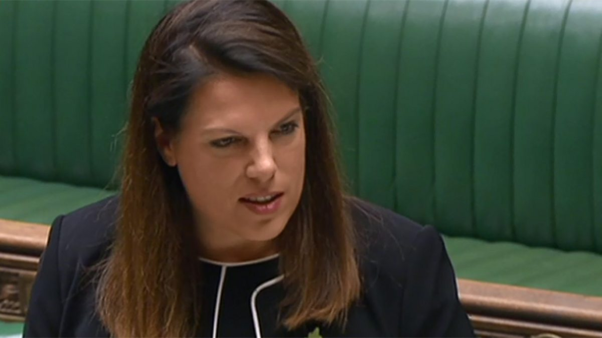 BBC Parliament - House of Commons, 26/10/2018