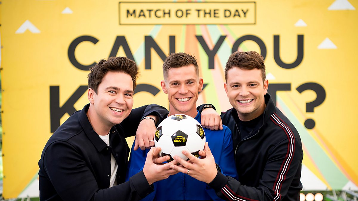 Match Of The Day: Can You Kick It - Series 1: 1. Trials Day 1: The<span Class=