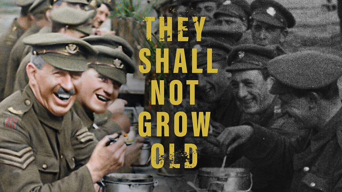 They Shall Not Grow Old - Episode 10-11-2019