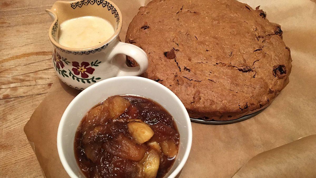 Apple Cake Recipe Uk Bbc: Cooking With Paula McIntyre, World War