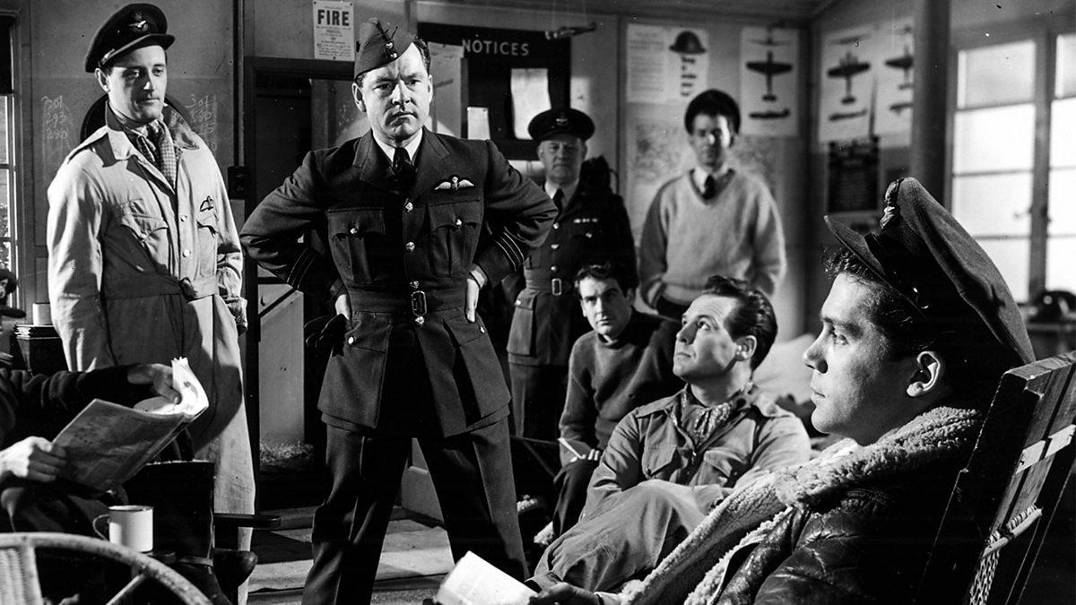 War Movie : Reach for the Sky – (1956) – HD – ( Full Film )