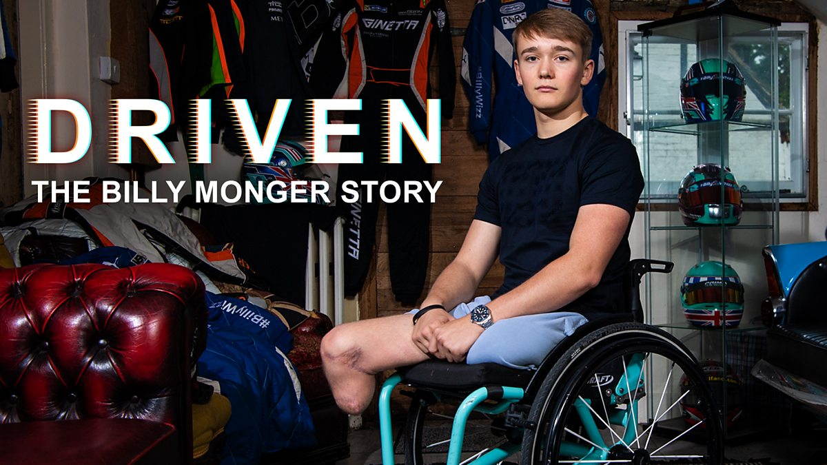 Driven: The Billy Monger Story - Episode 11-09-2019