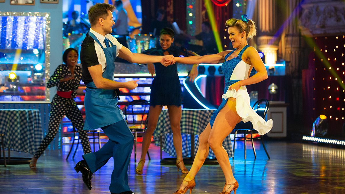 Strictly Come Dancing series 13 - Week four, as it happens ...