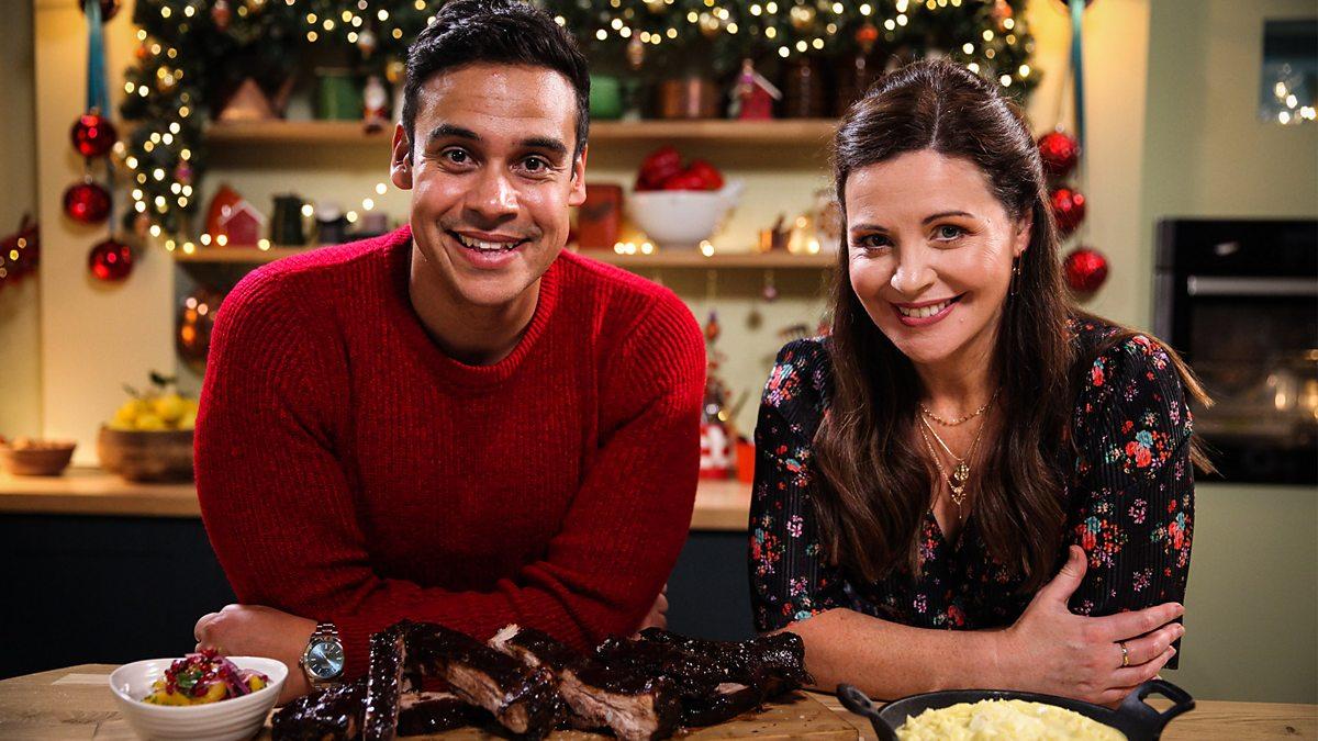 The Best Christmas Food Ever - Series 1: 5. Debbie Mcgee