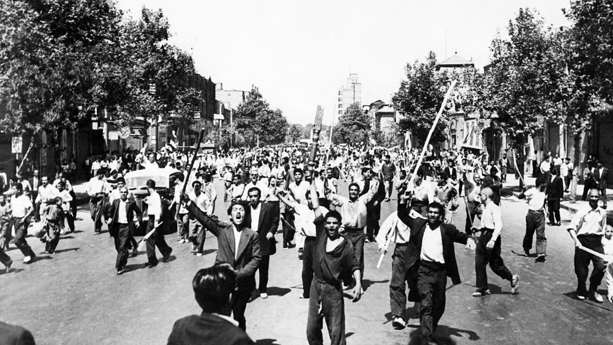 BBC World Service - The Forum, The Iranian Coup of 1953: Overthrow of a Prime Minister