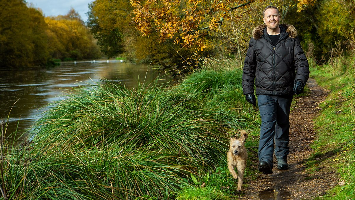 River Walks - Series 1: River Lea